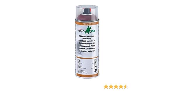 Colormatic 756818 Cm 1k Corrosion Professional Spray 400 Ml Red Brown Auto