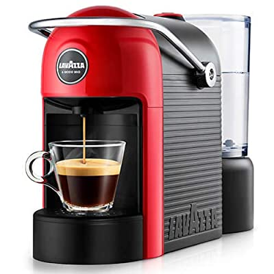 Lavazza Jolie Red 18000072 Capsule Coffee Machine - One Touch Operation from lavazza