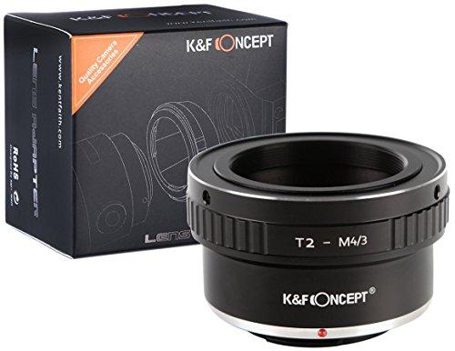 K&F Concept T-Mount (T2) - Micro Four thirds M4/3 MFT