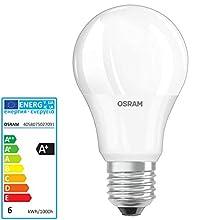 Osram 027091 LED Lamp PARATHOM Classic A 5.5 W E27, matt