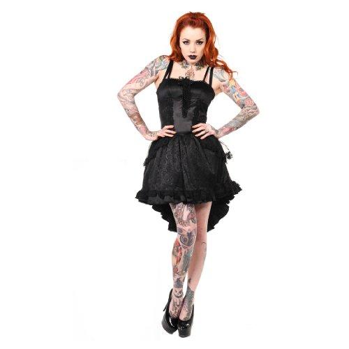Vietato dell'abito DARK NIGHT DRESS Bete black