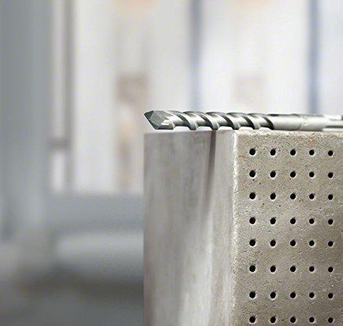 Bosch Hammerbohrer 5tlg. Robust Line Set SDS-plus-5, (Gesamtlänge 165 mm, Arbeitslänge 100 mm), 318727 - 4