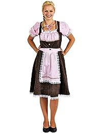 Andrea Moden Oktoberfest Kostüm Dirndl Trachtenkostüm Partykostüm Damen