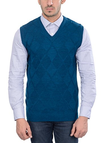 aarbee Men's Sleeveless Sweater