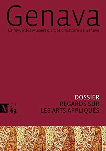 Genava N63 2015 (63) par Collectif