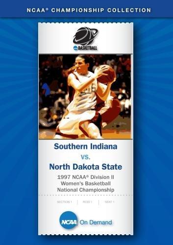 1997 NCAA(r) Division II Women's Basketball National Championship - Southern Indiana vs. North Dakota S Dakota Basketball