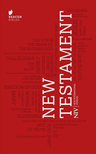 NIV New Testament (New International Version) by [New International Version]