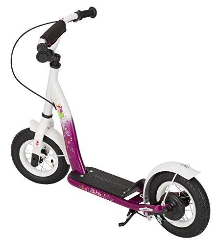 bikestar roller kinderroller tretroller kickscooter mit luftreifen f r m dchen ab 4 5 jahre 10. Black Bedroom Furniture Sets. Home Design Ideas