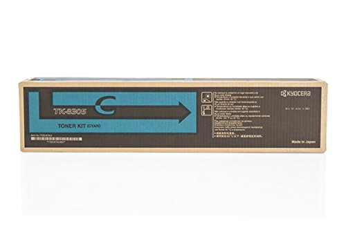 Preisvergleich Produktbild Kyocera TASKalfa 3050 ci (TK-8305 C / 1T02LKCNL0) - original - Toner cyan - 15.000 Seiten