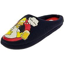 The Simpsons - Zapatillas de estar por casa para hombre