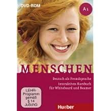 Menschen A1. Interaktives Kursbuch für Whiteboard und Beamer - DVD-ROM [import allemand]