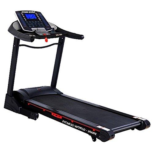 Fitness World JAMIE Motorised Treadmill
