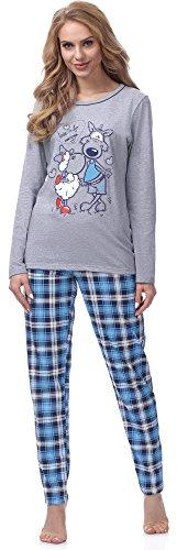 Italian Fashion IF Pijamas para Mujer Emily 0223