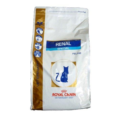 Royal Canin Veterinary Diet Cat Renal Special RSF26 Chat - Croquettes 4 kg