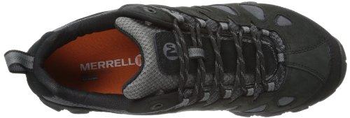 Merrell Pulsate, Chaussures de randonnée homme Noir (Black/Castle Rock)