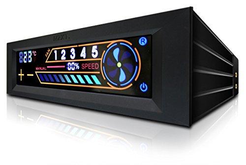 NZXT Sentry 2 Rhéobus à écran LCD tactile pour 5 ventilateurs