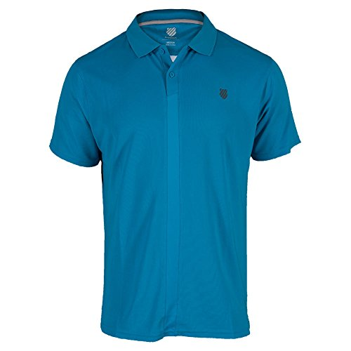 K-Swiss Oberkörper-Bekleidung Hypercourt Polo II Men Blau