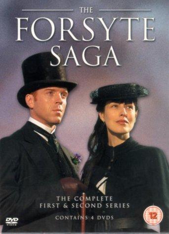 The Forsyte Saga - Complete Series 1-2 [4 DVDs] [UK Import]