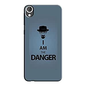 I AM DANGER BACK COVER FOR HTC DESIRE 820