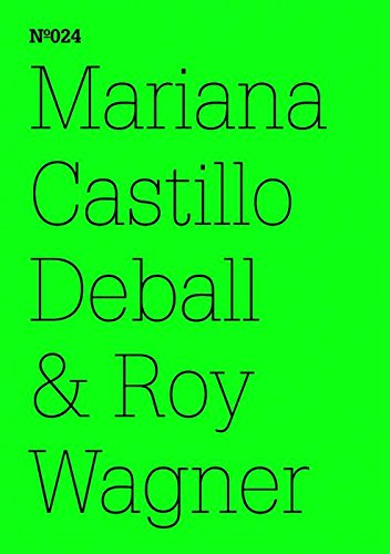 Mariana Castillo Deball & Roy Wagner: Kojotenanthropologie. Ein ...