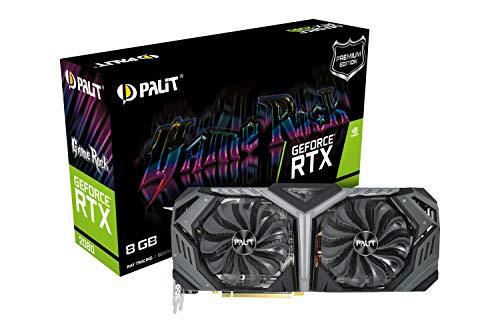 GeForce RTX 2080 GameRock Premium 8 GB GDDR6, Tarjeta gráfica