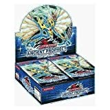 YuGiOh 5D's Ancient Prophecy Booster Box (24 packs) [Toy] by Yu-Gi-Oh!