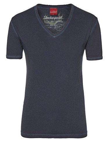 Stockerpoint Herren T-Shirt Shirt Falko Grau (Anthrazit)