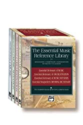 The Essential Music Reference Library for Arrangers, Composers, Songwriters, Students, Teachers: Essential Dictionary of Music, of Orchestration, of Music Notation, Songwriter's Rhyming Dictionary by Lindsey C. Harnsberger (1999-01-01)