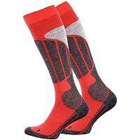 Vincent Creation® Calcetines de esquí hombre y mujer
