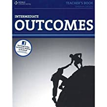 [(Outcomes Intermediate Teacher's Book)] [ By (author) Hugh Dellar, By (author) Andrew Walkley ] [February, 2010]