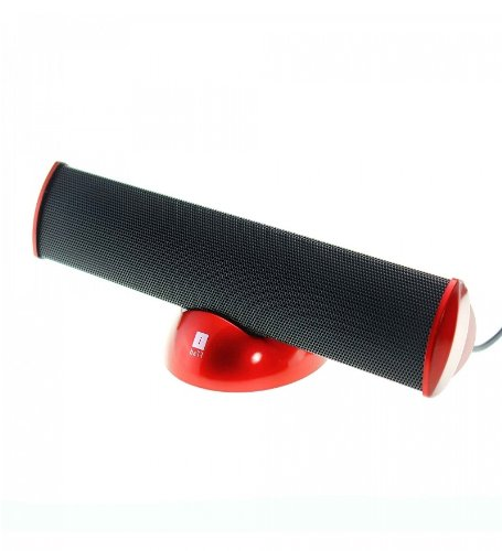 iBall Melody Bar Multimedia speaker (Red)