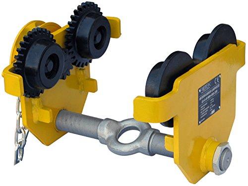 Rotek Getriebe-Unterflansch Laufkatze, Kapazität 1.000kg, LK-G-01000-050-220-03 -