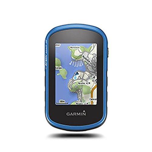 """Garmin eTrex 25 De Mano 2.6"""" TFT Pantalla táctil 159g Negro, Azul navegador - Navegador GPS (Checo, Toda Europa, 6,6 cm (2.6""""), 160 x 240 Pixeles, TFT, 914,4 x 1397 mm (36 x 55))"""