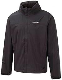 Sprayway Mens Atom Trail Jacket Black Small