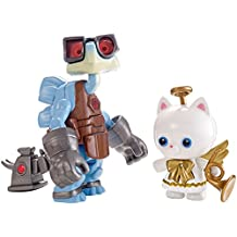 Mattel Disney Pixar Toy Story 4 Inch Figure - Raygon and Angel Kitty 61b7bf8a39a