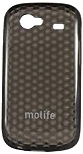 Molife All Squeeze Case M-MLP8743 for Samsung Google Nexus S I9023 (Clear)