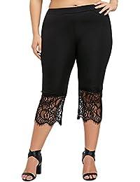 Amazon.fr   pantalon blanc fluide - Pantalons de sport   Sportswear ... fa0f6b4428e