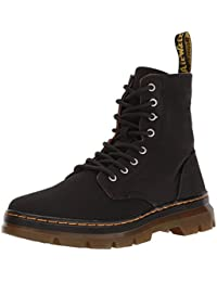 Dr. Martens Unisex Adults' Combs Chukka Boots, Black