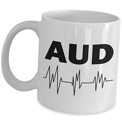 Audiology Gifts for Audiologist AUD Coffee Mug Cup ASHA Audiological Center AudD Hearing Doctor Cute Graduation Gift Idea 11 OZ