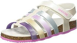 suchergebnis auf amazon de für geox sandale 33 mädchen  sandalen c 33 #6