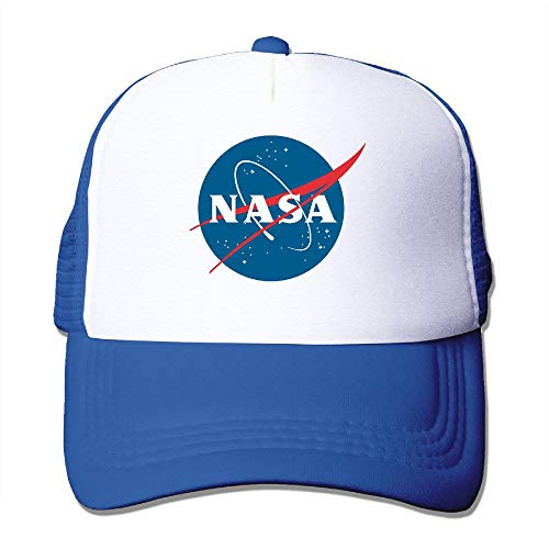 Sdltkhy NASA Mesh Cap Trucker Hat Fashion28