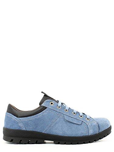 Lumberjack , Chaussures de ville à lacets pour homme Bleu - Avio