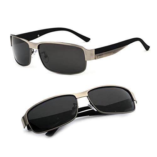Polarisierte Sonnenbrille Metal Frame Ultra Light Herrenmode Fahren