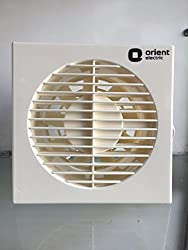 Orient Electric Smart Air 150mm Exhaust Fan (White)