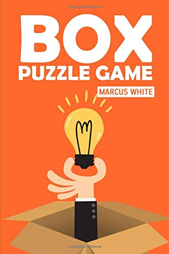 Box Puzzle Game: Gappy Puzzles (Puzzle Books For Adults) por Marcus White