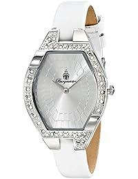 Burgmeister Damen-Armbanduhr Analog Quarz Leder BM801-186
