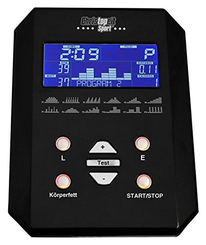 Christopeit AX 7 Crosstrainer Ergometer - 6