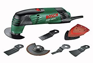 bosch pmf 180 e power multi tools diy tools. Black Bedroom Furniture Sets. Home Design Ideas