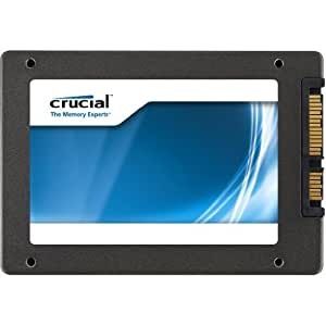 Crucial m4 128GB 2.5-Inch (9.5mm) SATA 6Gb/s Solid State Drive CT128M4SSD2 Size: 128GB