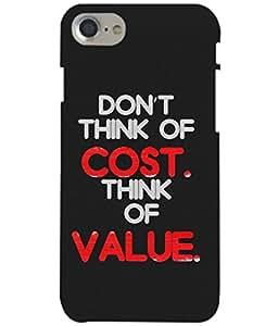 American Noti Premium High Quality Classic Designer Printed Case & Cover for Iphone 6 /6s